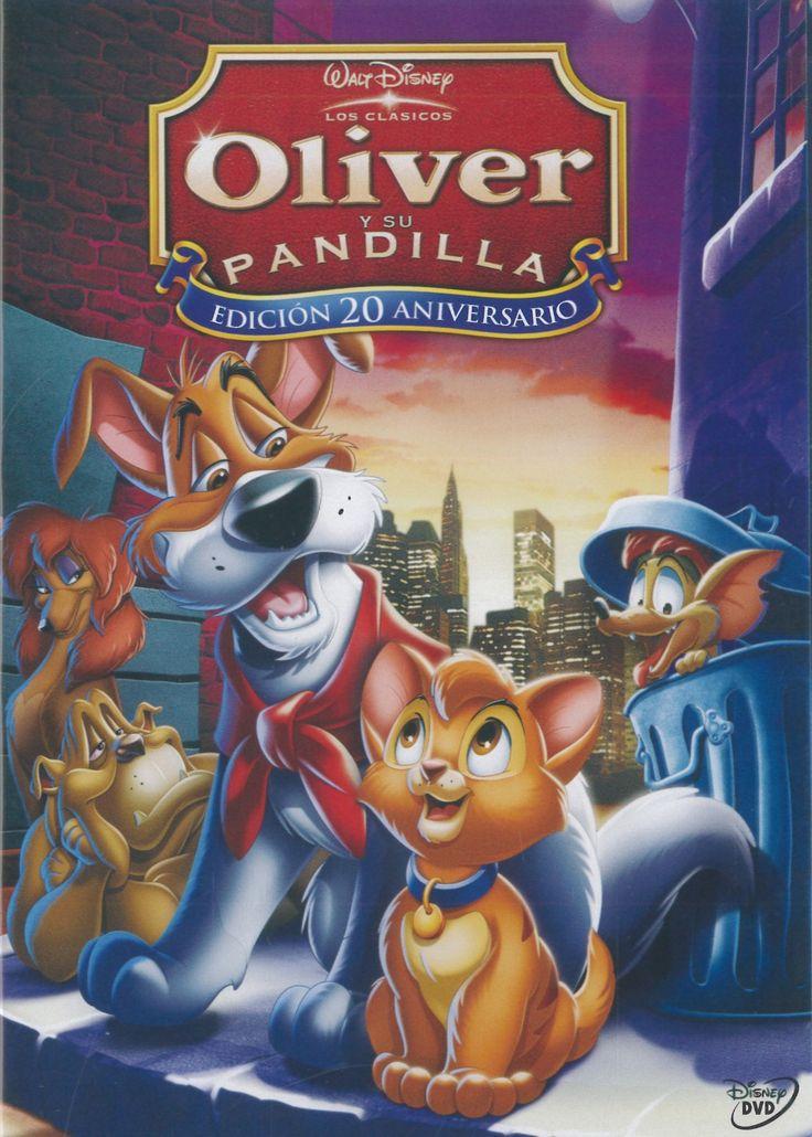 Oliver y su pandilla (Walt Disney)
