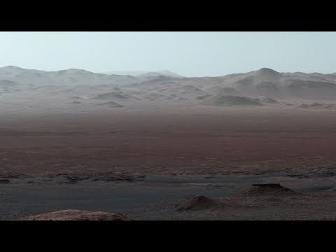 Mars Rover Curiosity's Panoramic Photo Depicts Its Epic Journey : The Two-Way : NPR 2/2/18
