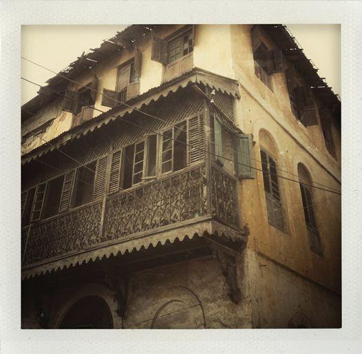 Old Town, Mombasa (I huvudet på Elvaelva).