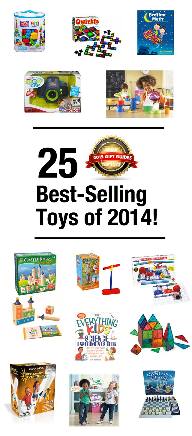 Top 25 Toys of the Year + Stocking Stuffers for Every Kind of Kid ...