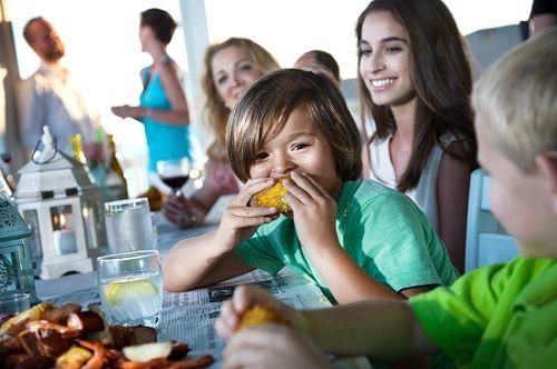 Kid-Friendly Restaurants in North Myrtle Beach