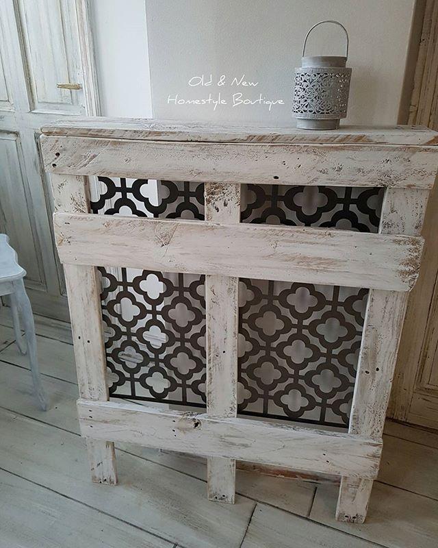 Idea for pallet wood