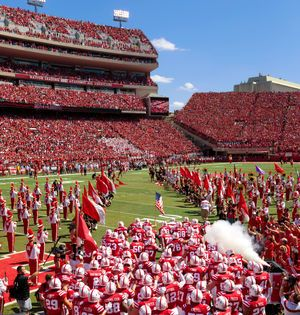 Chatelain: Husker game day in Lincoln will be an experience unlike any Riley's had - Big Red Today - Husker football news, schedules and videos - Omaha.com