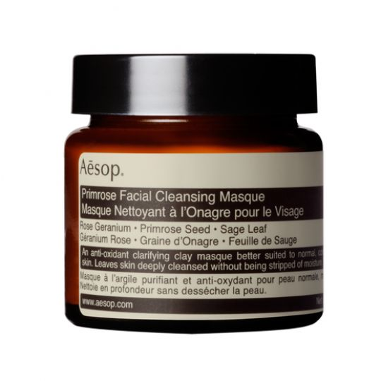 primrose facial cleansing mask 60ml