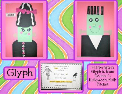 halloween idea - Halloween Glyphs