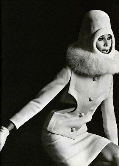 1966 Pierre Cardin wool suit