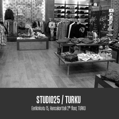 #Studio25Finland #Turku