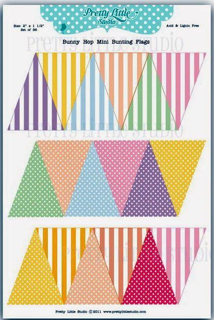 Imprimolandia: Banderines para fiesta