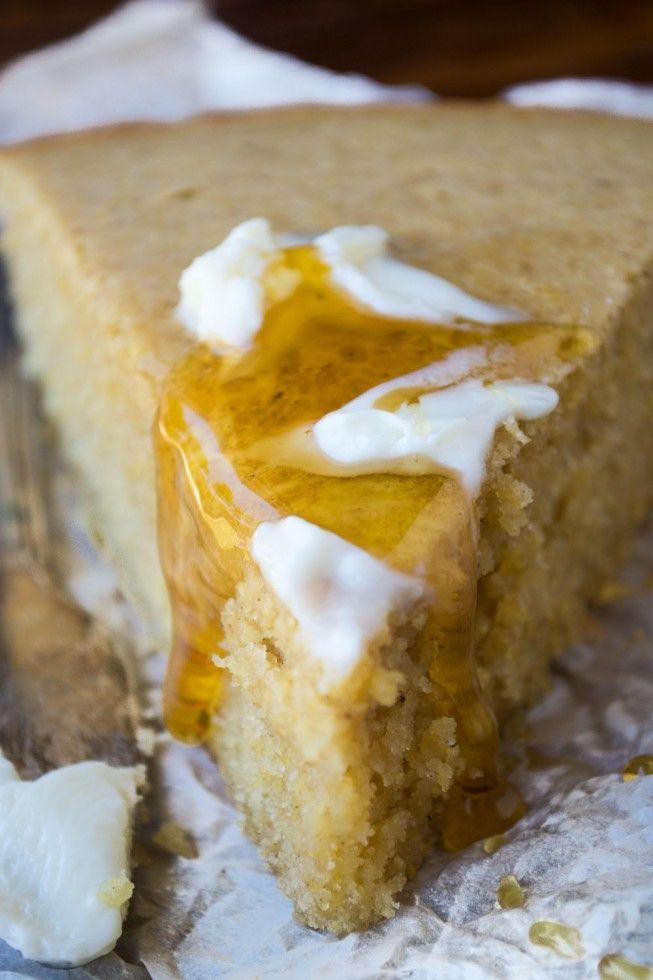 Corn Pudding With Mushrooms And Ham Recipe — Dishmaps