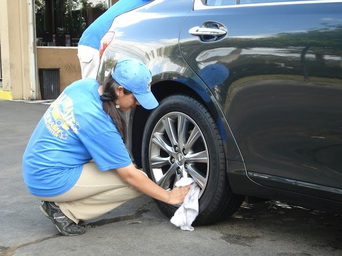 15 best car detailing images on pinterest lavado de coches never for the wheels shine them up great customer service solutioingenieria Images