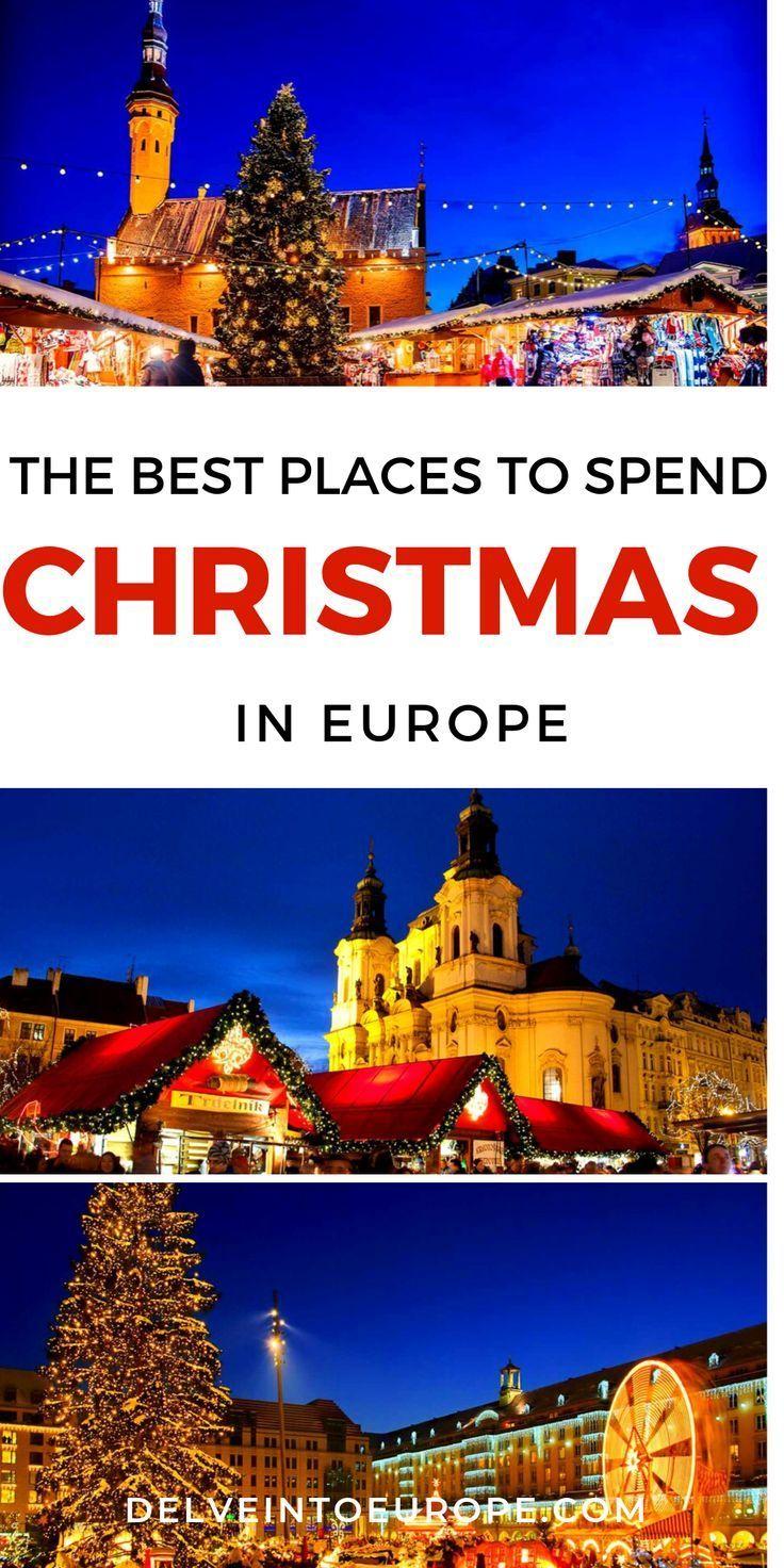 Beste Weihnachtsstädte in Europa Wo kann man besser Weihnachten feiern als in Europa?   – Hairstyle