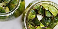 Basic Quick Pickle Brine recipe | Epicurious.com