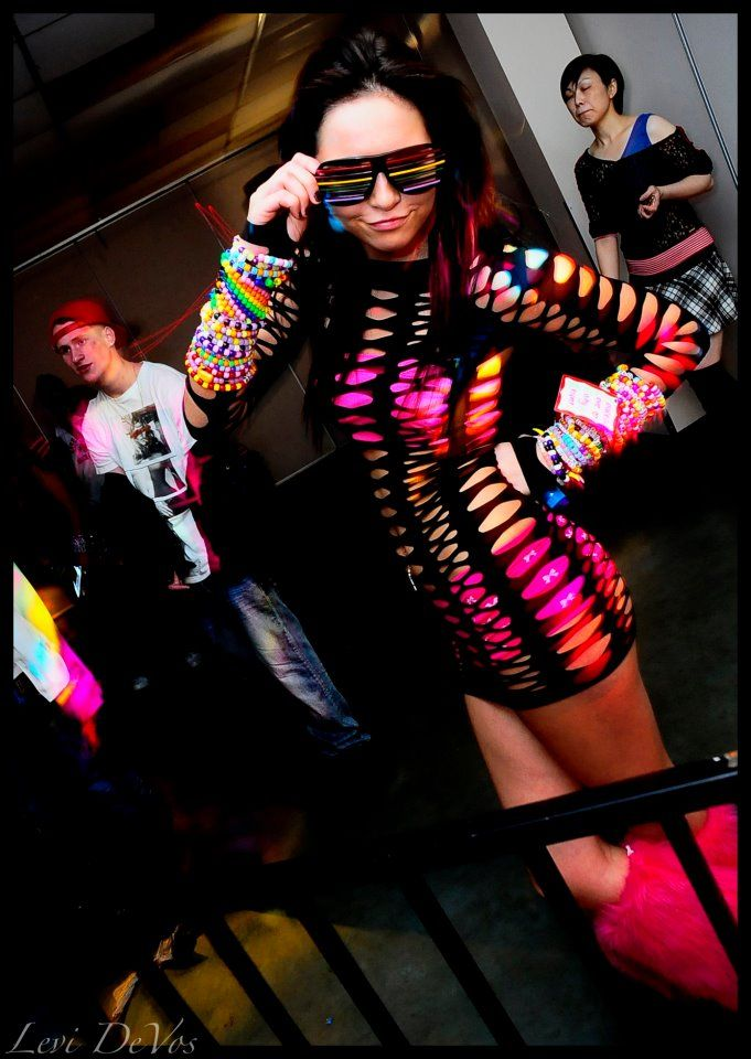 EDM World Magazine Fashion Pick! love it