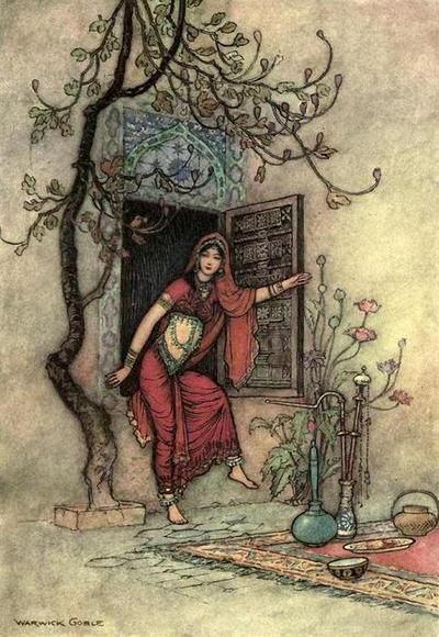 Warwick Goble, Folk Tales of Bengal: