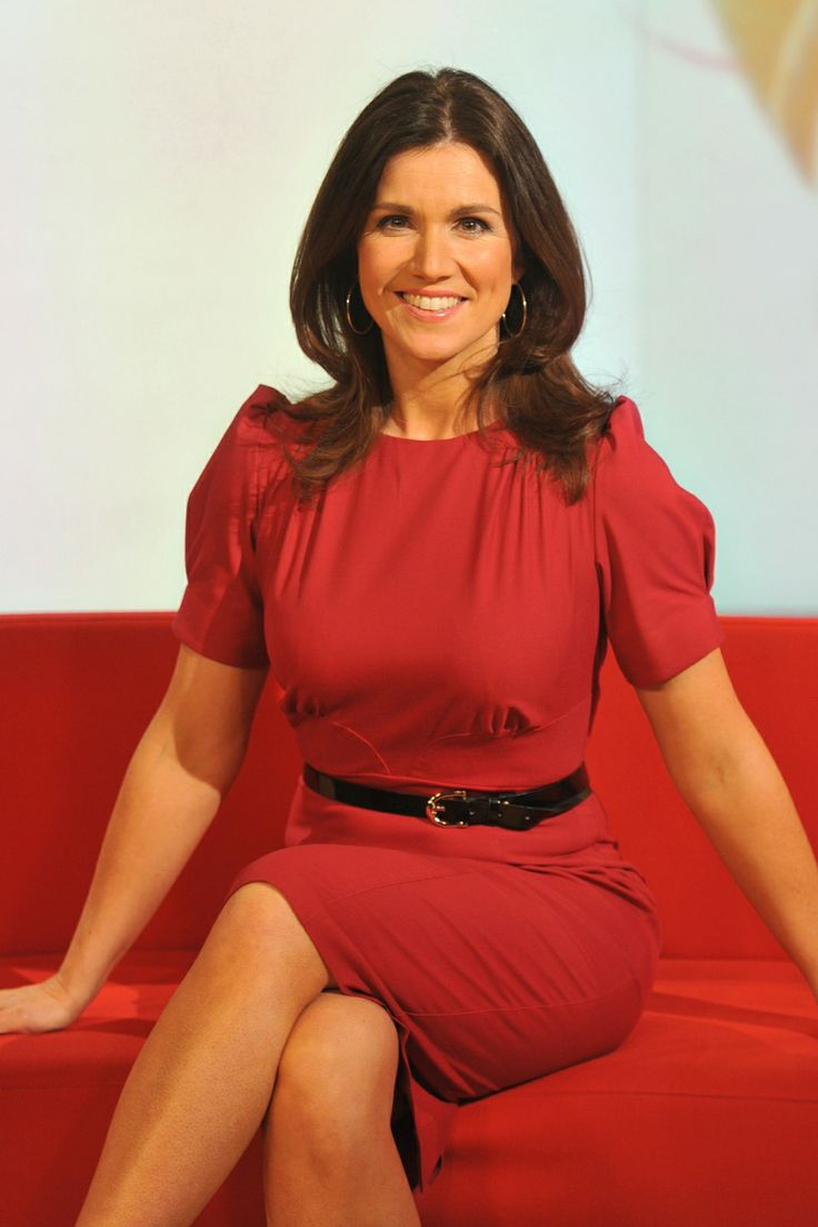 Susanna Reid...what a performer..bet she winds the hell out of colleagues...falser than a pair of synthetic boobs..miss no it all...all about me me me!!!