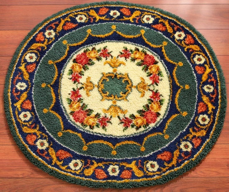 39 Best Latch Hook Rugs Images On Pinterest