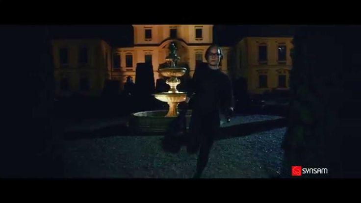 Tv-reklame Januar 2015. The burglary - Synsam Norge