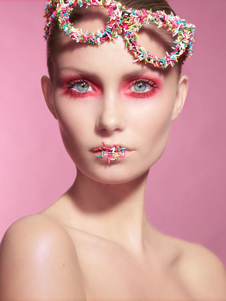 Photographer: Jonas Jensen Make-up: Sidsel Marie Bøg Featuring: Nina Lund / Scoop models Gorgeous candy inspired beauty shots in pastel colors.