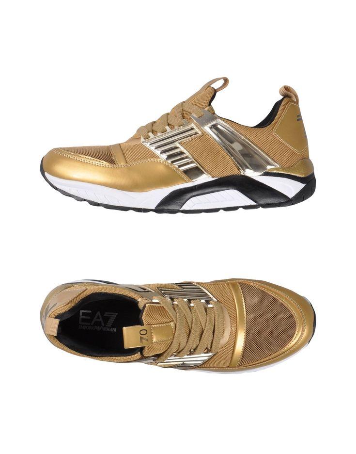 EA7 SNEAKERS. #ea7 #shoes #