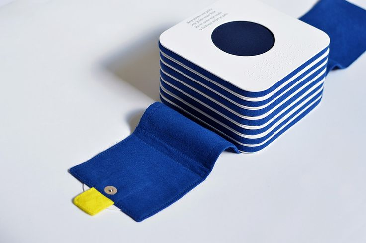 Tactile Picture Book for Blind Children