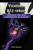 Vitamine B12 en foliumzuur tekort geeft veel chronische klachten