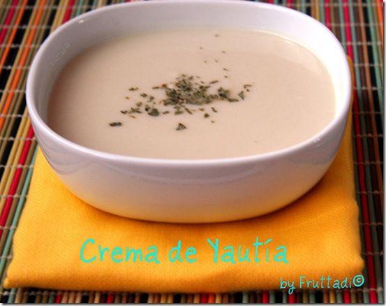 Crema de Yautía: Port, Just, De Yautía, Boricua Food, Puertoricanrecipes, Cream, Food 3, Desarrollo En, Make