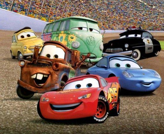 caricaturas carrera de locos | Imagenes de dibujos animados: Cars
