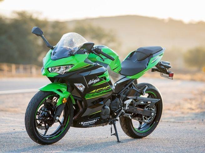 Best Lightweight Streetbike 2018 Kawasaki Ninja 400 Kawasaki