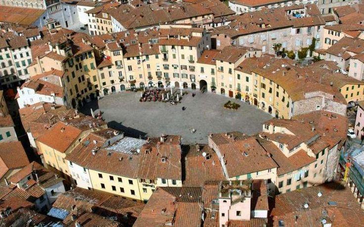 Le piazze più belle d'Italia - Lucca, l'anfiteatro