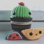 Consulta esta foto de Instagram de @littlecrochetfriends • 24 Me gusta