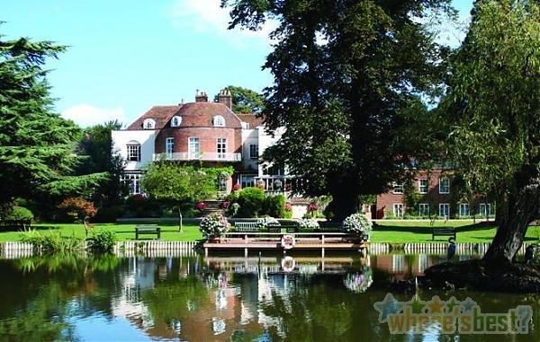 St Michael's Manor Hotel Bar (St Albans - Hertfordshire)