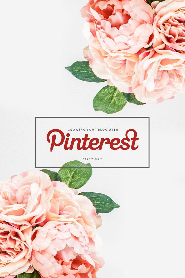 Kisty Mea | Grow Your Blog With Pinterest
