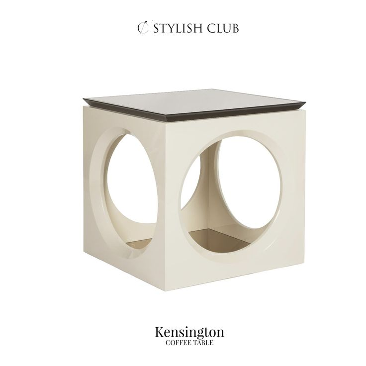 Find the right one from our coffee table luxury collection. The Kensington coffee table forms and design will give some life in your living room.
