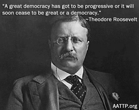theodore roosevelt and progressivism The progressive presidents theodore roosevelt: masculine progressivism on  september 6, 1901, during a visit to the pan-american exposition in buffalo,.