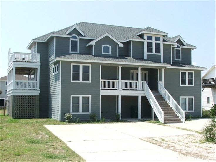 Corolla Beach Houses Part - 50: House Vacation Rental In Corolla, Outer Banks, NC From VRBO.com! #