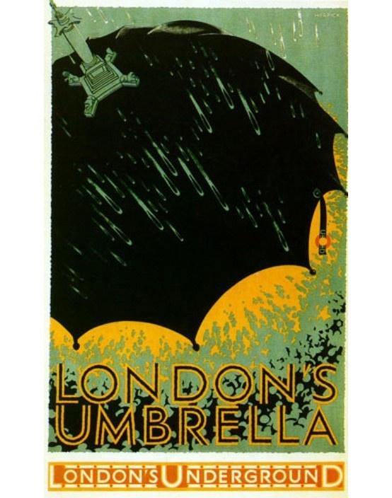London Underground circa 1928