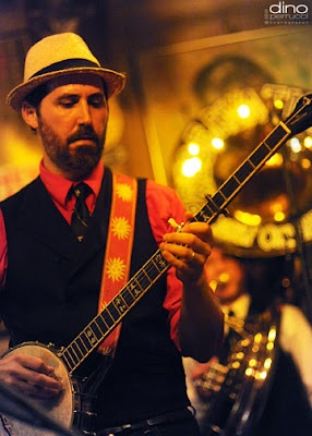 Preservation Hall Jazz Band w/ Tao Seeger - Preservation Hall, New Orleans 4/27/12