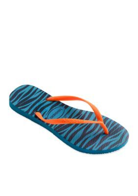 Havaianas Capri Blue Slim Animals Flip Flop