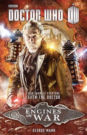 This collection of Doctor Who short stories has some gorgeous covers