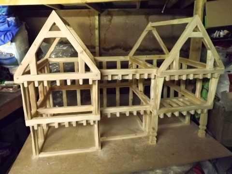 how to make a tudor dollhouse - Szukaj w Google