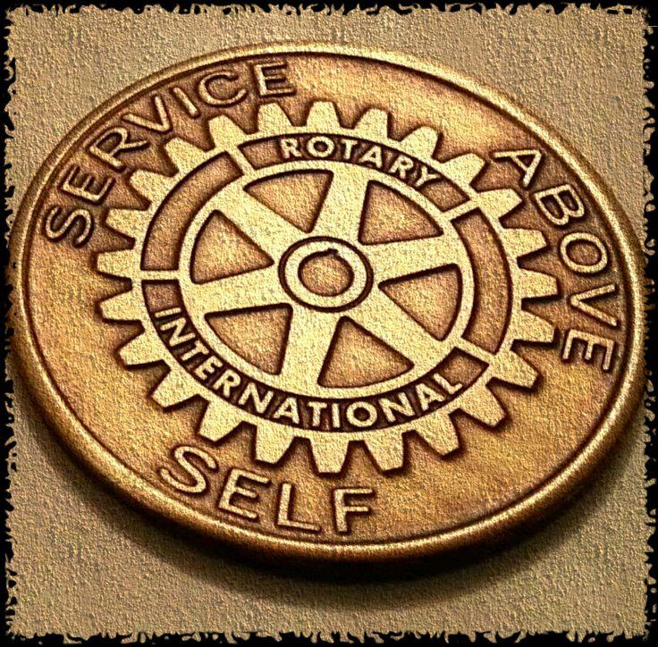 Rotary International Coin