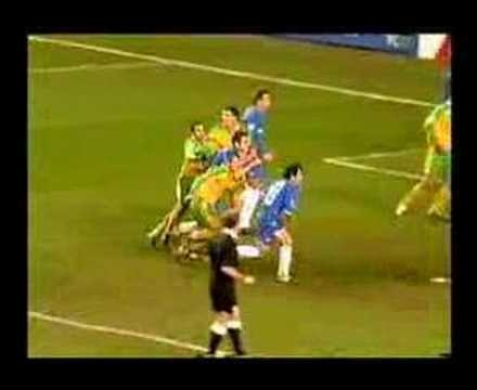 The greatest goal that Zola scored in a Chelsea shirt « My Spanish Translator