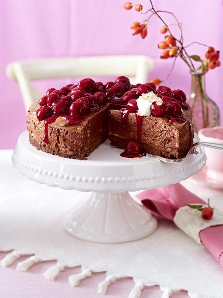 Schokomousse-Torte und mehr - 5 Ideen