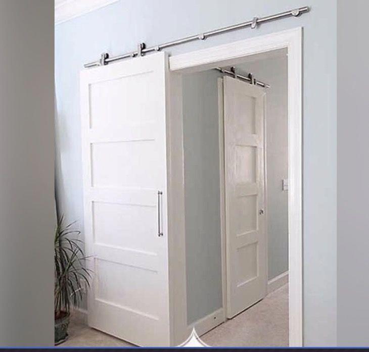 Barn Door Hardware Sliding Barn Door Lock White Closet Barn Doors 20190120 Interior Barn Doors Inside Barn Doors Barn Door