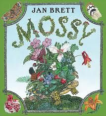 Susanna Leonard Hill: Perfect Picture Book Friday - Mossy (ages 3-8)