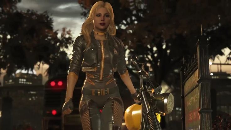 Black Canary Joins the Fight in Injustice 2 - http://techraptor.net/content/black-canary-joins-fight-injustice-2 | Gaming, News