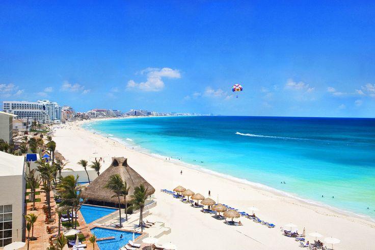 Канкун: великолепные пляжи Мексики