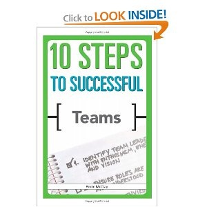 """""""10 Steps to Successful Teams,"""" by Renie McClay, CPLP @RenieMcClay"""