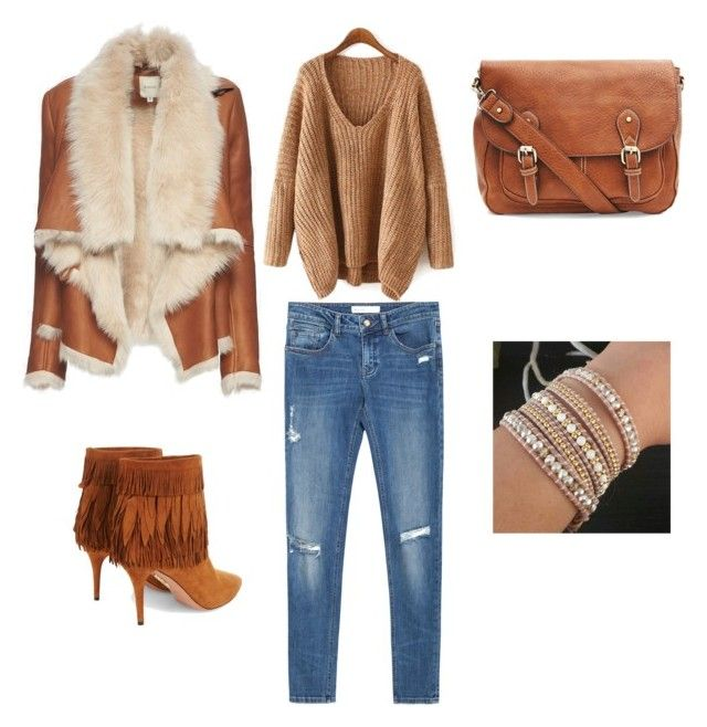 """Untitled #15"" by adriana-elena-pusco on Polyvore featuring Mason by Michelle Mason, Zara and Aquazzura"