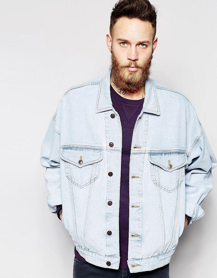 24 best Jeans Jacket images on Pinterest | Denim, Denim jackets ...